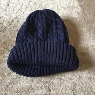 ウィゴー(WEGO)のニット帽(ニット帽/ビーニー)