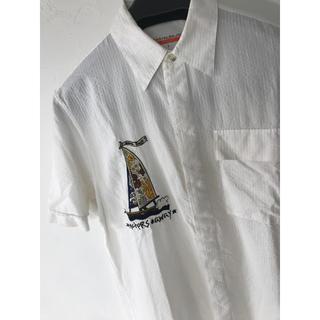 カステルバジャック(CASTELBAJAC)の美品★castelbajac ★半袖シャツ 1 ヨット(シャツ)