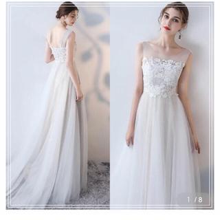 結婚式 二次会 ドレス