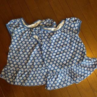 ジンボリー(GYMBOREE)のジンボリー チュニック 双子(Tシャツ/カットソー)