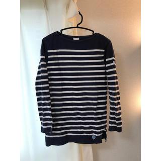 オーシバル(ORCIVAL)のORCIVAL ラッセルフレンチセーラーTシャツ size3 (Tシャツ/カットソー(七分/長袖))
