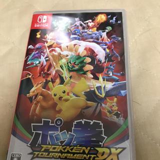 Nintendo Switch - 任天堂スイッチ  ポッ拳dx