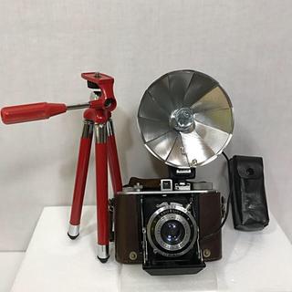 オリンパス(OLYMPUS)のオリンパス 蛇腹カメラ 他2点(フィルムカメラ)
