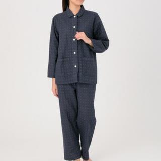 MUJI (無印良品) - 脇に縫い目のない二重ガーゼ パジャマ 婦人M