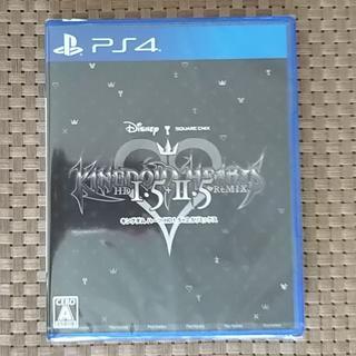 PlayStation4 - キングダム ハーツ HD 1.5+2.5 ReMIX【PS4】※未開封