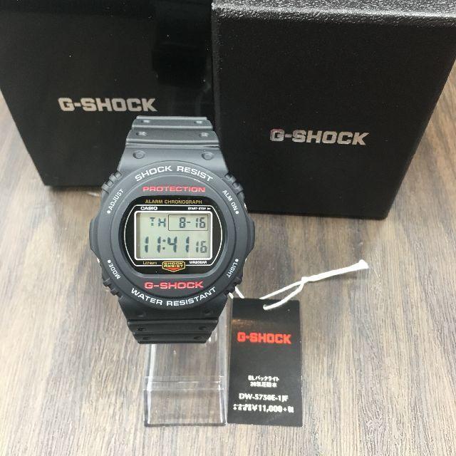 CASIO(カシオ)の【新品・国内正規品】送料無料!CASIO G SHOCK ブラック 35周年 メンズの時計(ラバーベルト)の商品写真
