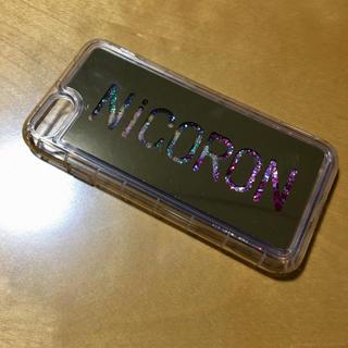 ウィゴー(WEGO)のnicoron iPhoneケース ニコロン(その他)