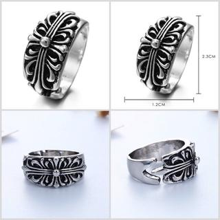 330 【高級感あり】 クロスキーパーリング指輪(リング(指輪))