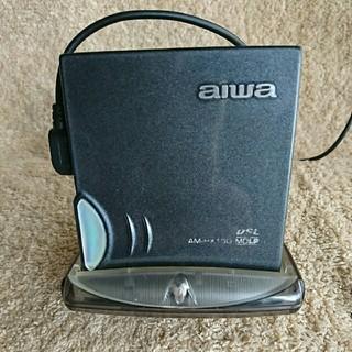 アイワ MDプレーヤー AM HX150 動作確認済