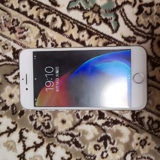 アイフォーン(iPhone)のiPhone8 シルバー(スマートフォン本体)
