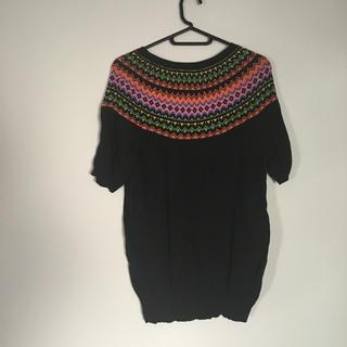 エフィレボル(.efiLevol)の.efilevol サマーニット(Tシャツ/カットソー(半袖/袖なし))
