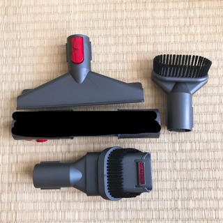 ダイソン(Dyson)のダイソンV8 ツールセット(掃除機)