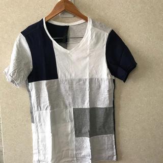 ダブルジェーケー(wjk)のカットソー  (Tシャツ/カットソー(半袖/袖なし))