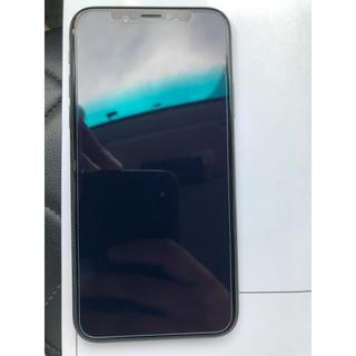 アイフォーン(iPhone)のiPhoneX (スマートフォン本体)