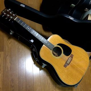 【激レア・オール単板】Morris  MD-816(アコースティックギター)