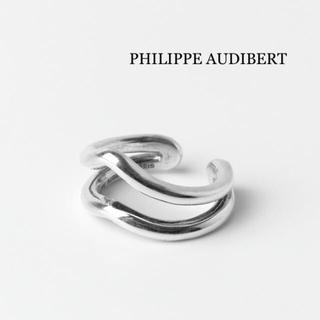 フィリップオーディベール(Philippe Audibert)の極美品⭐️ 定価10260円/フィリップ オーディベール Seamus Ring(リング(指輪))