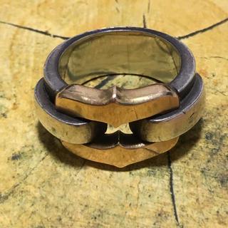 ゴローズ(goro's)の廃盤リンチシルバースミスTTリング lynch silver smith(リング(指輪))