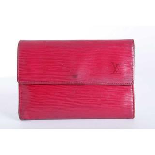 ルイヴィトン(LOUIS VUITTON)の本物 ルイヴィトン エピ 長財布 正規品(財布)