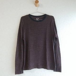 MUJI (無印良品) - メンズ*長袖Tシャツ