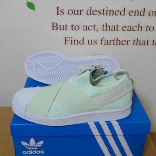 アディダス(adidas)のadidas SSスリッポン 24.0or23.5(スリッポン/モカシン)