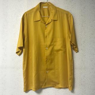 ジーユー(GU)のオープンカラーシャツ3点(シャツ)