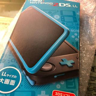 ニンテンドー2DS(ニンテンドー2DS)の2ds LL 任天堂 本体(携帯用ゲーム本体)