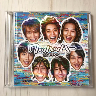 カンジャニエイト(関ジャニ∞)の関ジャニ∞ ワッハッハー CD 限定版(ポップス/ロック(邦楽))