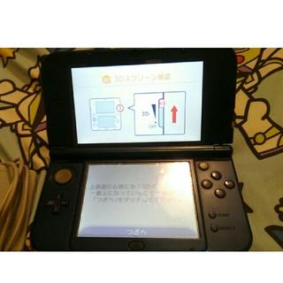 NEW3DSLL(携帯用ゲーム本体)