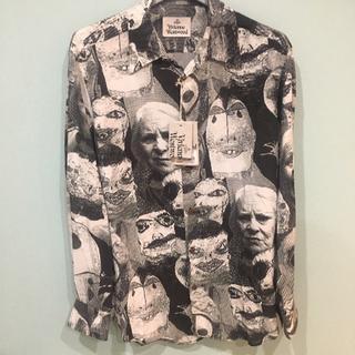 Vivienne Westwood - 【新品・タグ付き】 パペット柄 シャツ 希少な50サイズです