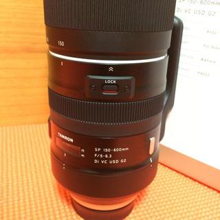 Nikon - 保証有美品 タムロン 150-600mm F5-6.3 VC USD G2