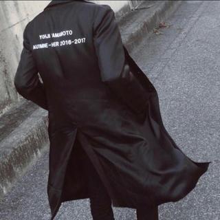 ヨウジヤマモト(Yohji Yamamoto)のyohji yamamoto スタッフコート(チェスターコート)