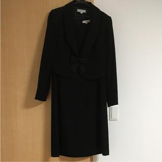 シマムラ(しまむら)の週末限定値下げ中 ブラックフォーマル 15号 ワンピース(礼服/喪服)