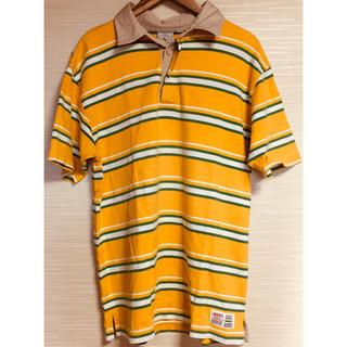 アヴィレックス(AVIREX)のAVIREX USA ポロシャツ アメカジ 輸入古着(ポロシャツ)