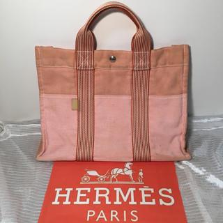 エルメス(Hermes)の良品! エルメス フールトゥ トートバッグ(トートバッグ)