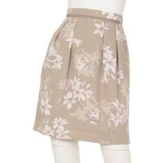 Rirandture - 450.【未着用】Rirandture♡シャドーフラワータイトスカート