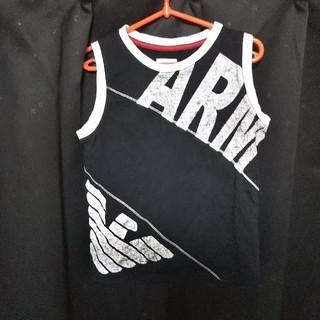 アルマーニ ジュニア(ARMANI JUNIOR)のアルマーニジュニア タンクトップ(Tシャツ/カットソー)