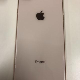 アイフォーン(iPhone)のiPhone8plus 64 1458(スマートフォン本体)