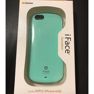 アイフォーン(iPhone)の【新品】iFace Sensation (Apple iPhone 6/6s用)(iPhoneケース)