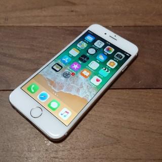 アイフォーン(iPhone)の完動品iPhone6本体64GBゴールドSoftBank白ロム判定〇送料込(スマートフォン本体)