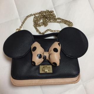 Disney - 【未使用】ミニーミニ鞄