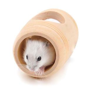 ハムスター おもちゃ トンネル