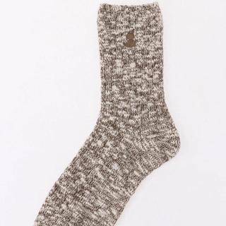 SM2 - リトルミイ 刺繍 ソックス サマンサモスモス  コラボ 靴下