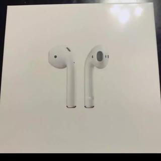 アップル(Apple)のAirPods 正規品 Apple(ヘッドフォン/イヤフォン)