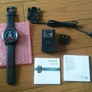 ガーミン(GARMIN)のGarmin Fenix3 HR 英語版 メーカー再整備品(腕時計(デジタル))