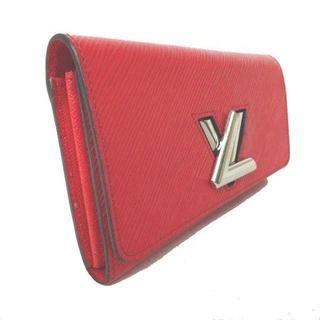 ルイヴィトン(LOUIS VUITTON)のルイヴィトン LOUIS VUITTON 長財布 エピ レザー コクリコ1280(財布)