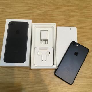 アイフォーン(iPhone)のiPhone7 simフリー32gb(スマートフォン本体)