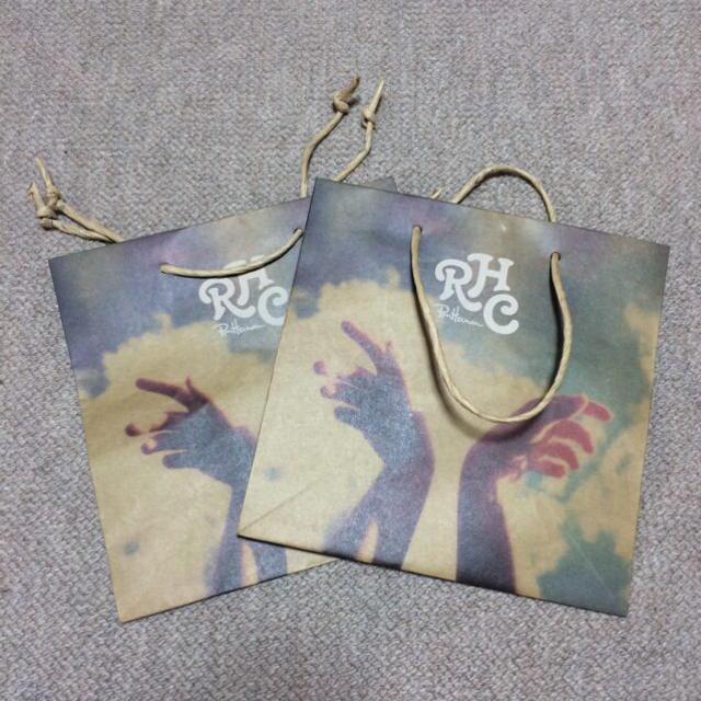 Ron Herman(ロンハーマン)のロンハーマン☆ショッパー レディースのバッグ(ショップ袋)の商品写真