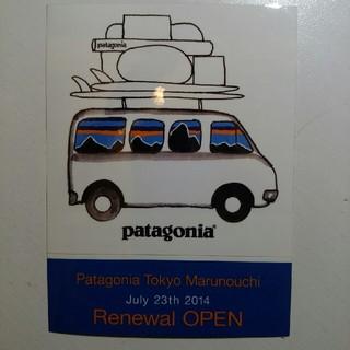 patagonia - 未使用 パタゴニア ステッカー