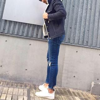 ZARA - ザラ メンズ デニム スキニー 38 美品 インスタ 人気 完売 zara