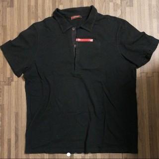 プラダ(PRADA)のPRADA ポロシャツ Lサイズ(ポロシャツ)